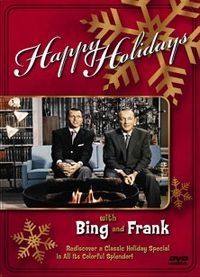 Cover Bing Crosby / Frank Sinatra - Happy Holidays With Bing & Frank [DVD]